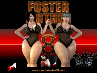 Crazy Dad 3D Foster Mother Tamil