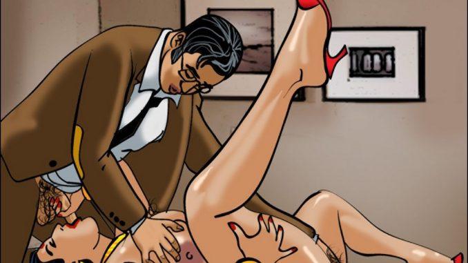 Velamma Tamil Sex Comic